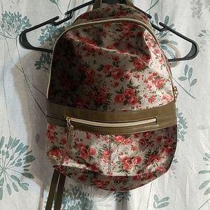Handbags - Floral backpack LOOK AT DETAILS BELOW
